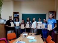 С 03 по 06 июля 2018 года был успешно проведен курс обучения «Возможности хроматографических анализаторов в испытательных лабораториях: газовая и жидкостная хроматография»