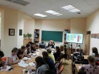 16 июля 2019 года прошел первый семинар из серии обучающих семинаров на тему «Внедрение GMP для производителей парфюмерно-косметической продукции в Украине»